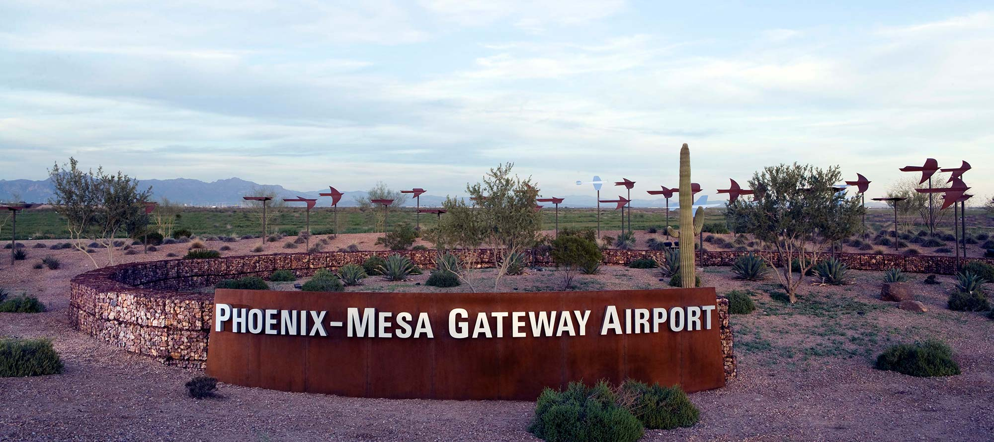 PhoenixMesa Gateway Airport Breaks Records