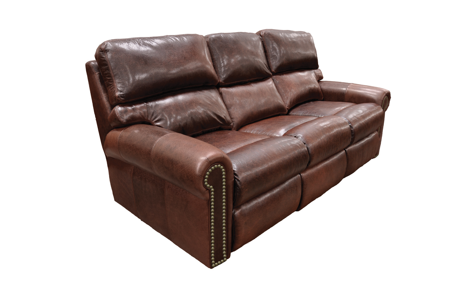 4087 leather sectional sofa with recliners pottery barn cameron connor reclining  arizona interiors