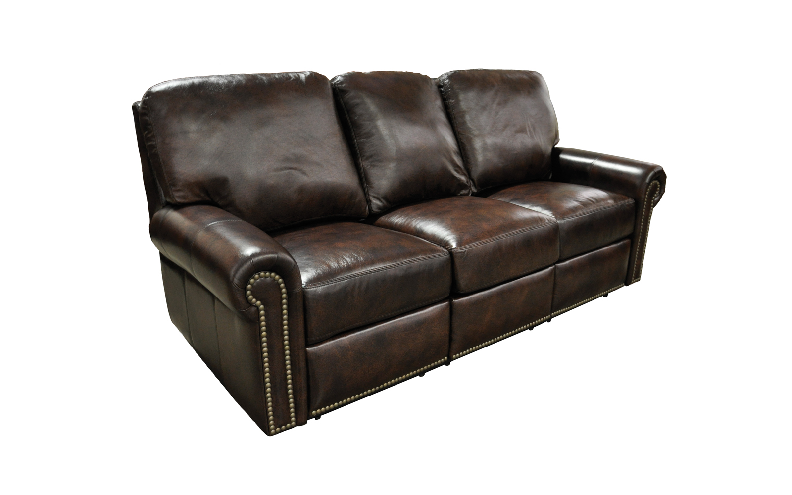 fairfield sofa bed wooden for sale singapore reclining  arizona leather interiors