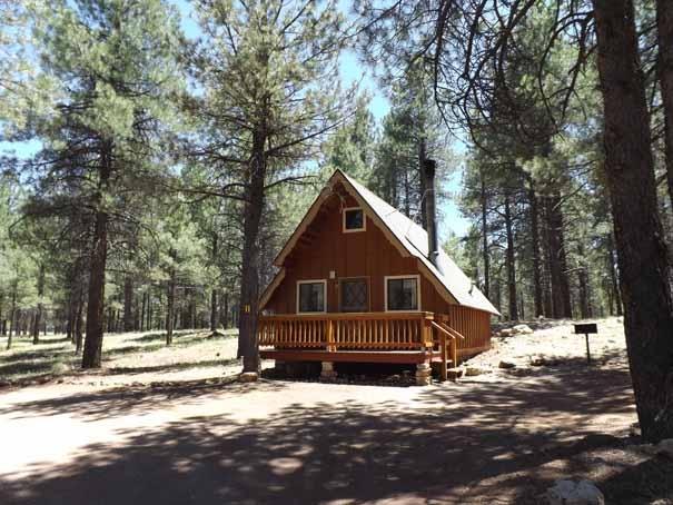 Cabin for Rent in Flagstaff  Arizona Mountain Inn and Cabins  Flagstaff Arizona