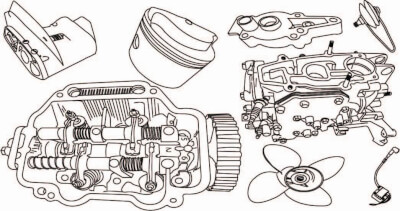 Mercruiser Trim Pump Axial Piston Pump Wiring Diagram ~ Odicis