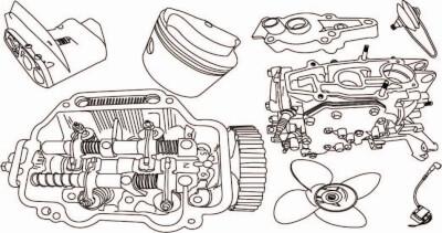 Mercruiser Trim Pump Axial Piston Pump Wiring Diagram ~ Odicis