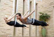 Well&Being-Aerial-Yoga-flying