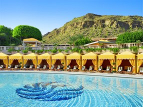 Phoenician Resort Pools
