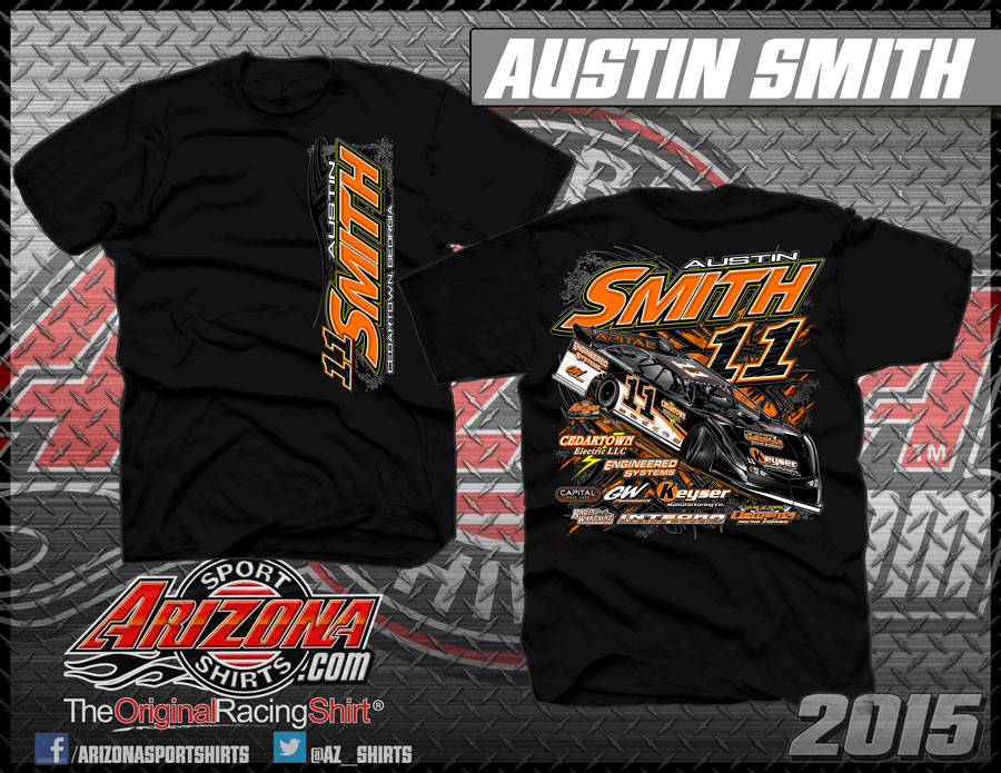 Dirt Late Model  Arizona Sport Shirts  The Original Race