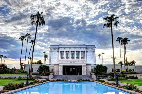 Mesa Temple Photo Art  7 Instant Downloads