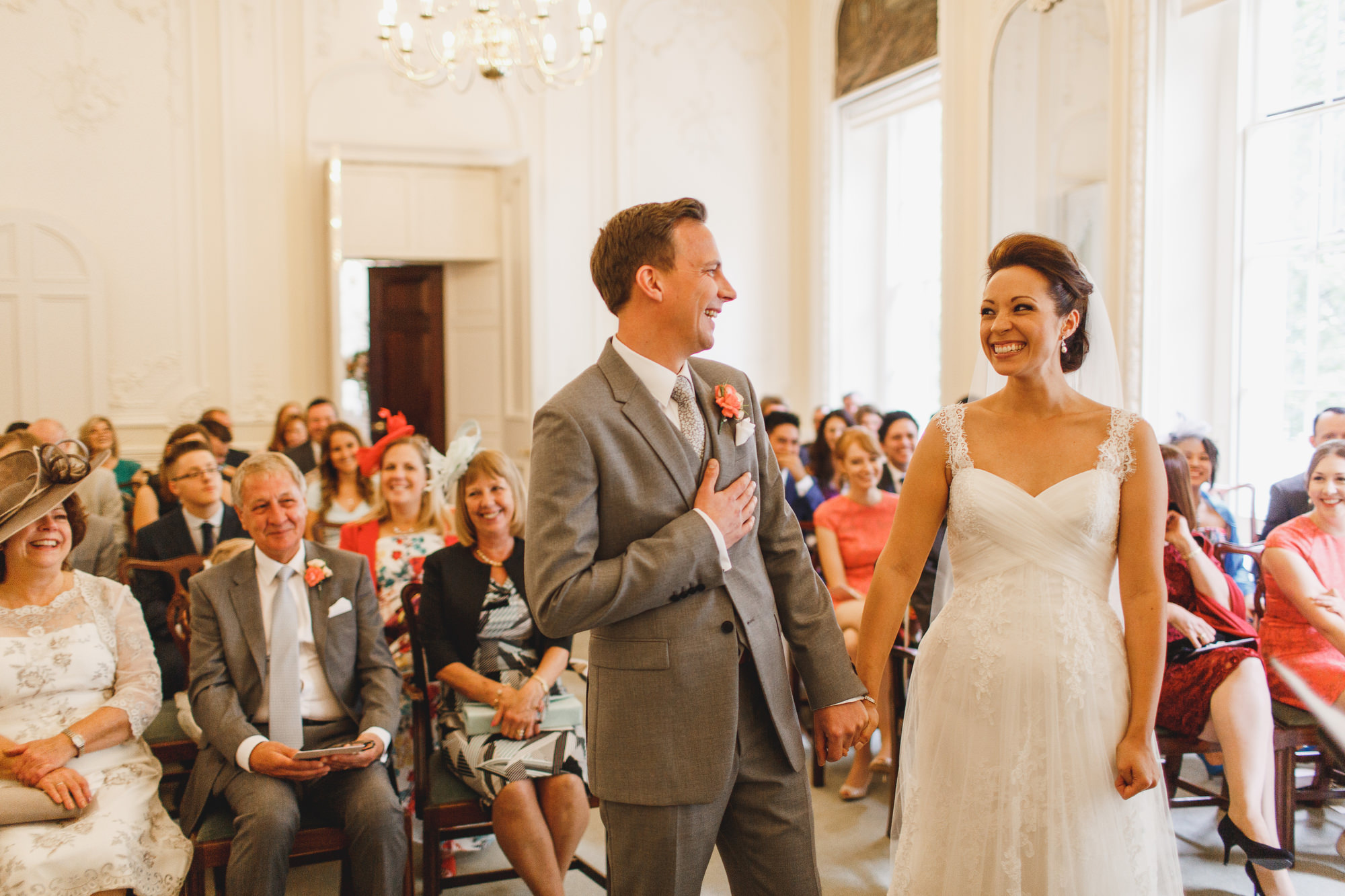 Carlton House Terrace Wedding Photography London ARJ