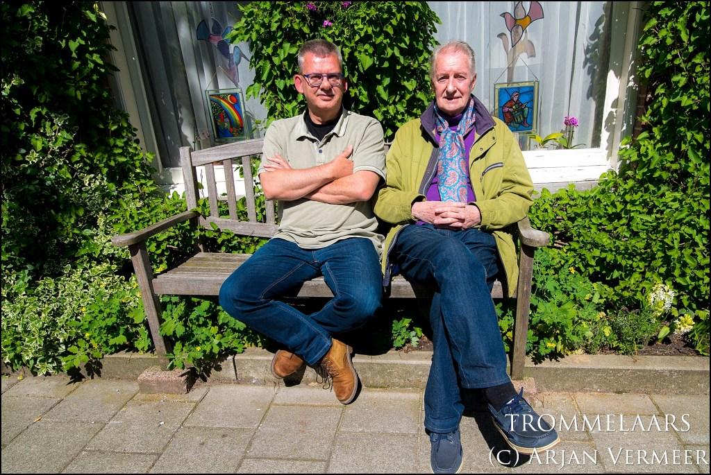 Arjan Vermeer en John Engels
