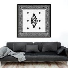 Tableau oriental-tapis berbere