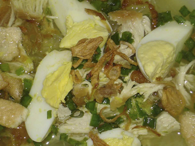 Soto Ayam (1)