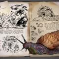 Dino dossier achatina snail ark survival evolved