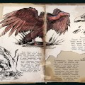 Dino dossier vulture scorched earth ark survival evolved