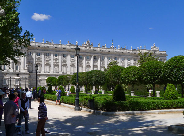 Madrid - Palace