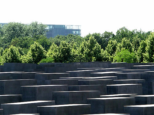 Berlin: Memorial to the Murdered Jews of Europe