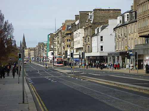 Edinburgh Princess St