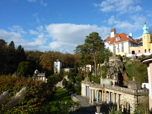 Wales Port Meirion