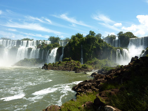 Iguazu - lower trail