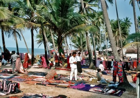 ark3 goa india 1993 anjuna market