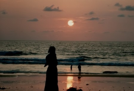 ark3 goa india 1993 calangute sunset