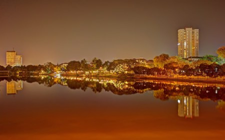 Nights on the Ping - Chiang Mai
