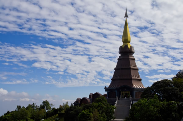 Doi Inthanon - The King's Pagoda