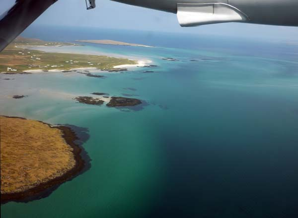 Flight to Barra - Barra