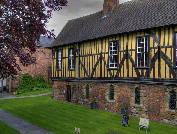 York: Merchant Adventurers' Hall