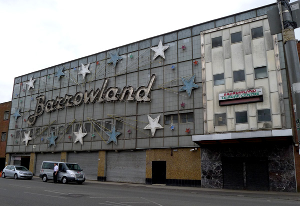 Glasgow East: Barrowland