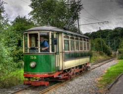 Black Country Museum: Tram