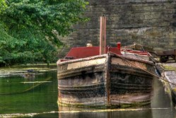 Black Country Museum: Canal Boat