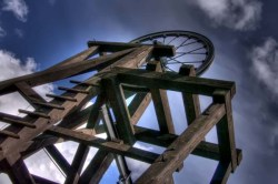 Black Country Museum: Pit Head
