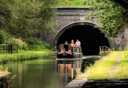 Netherton Canal Tunnel - 2768m long