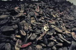 Auschwitz - shoes