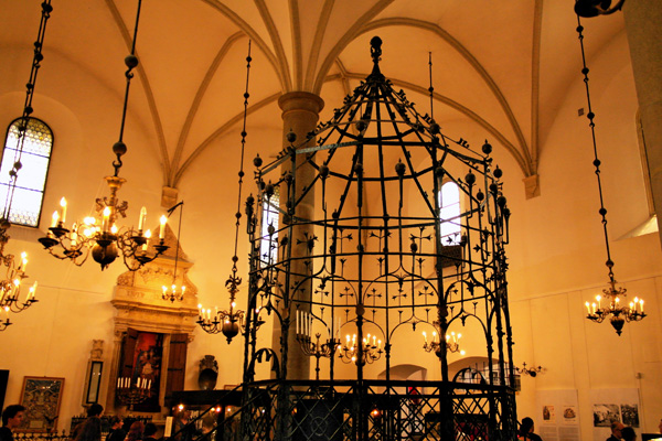 Old Synagogue - Interior