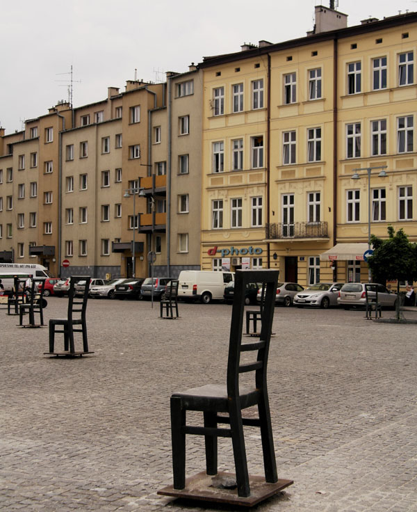 Plac Bohaterow Getta (Heroes of the Ghetto Sq)