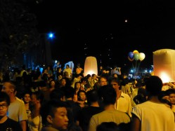 Loy Kratong - last night