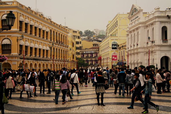 Old Macao