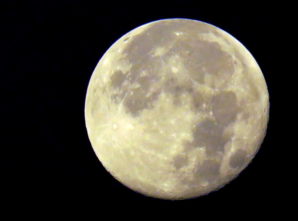 Super Moon 10th September