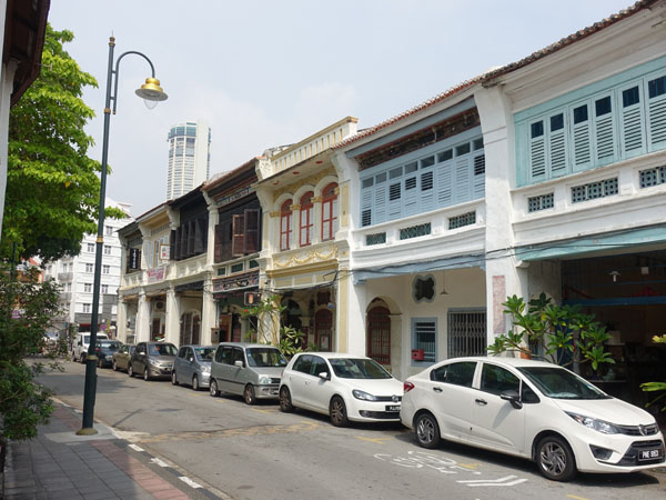 Penang - Heritage Buildings
