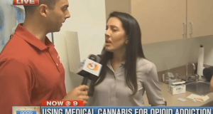 Treating Opioid Addiction With MMJ
