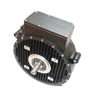 Arka Axiaalflux motor 10kW