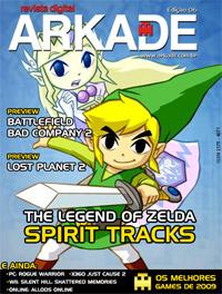 Revista Digital Arkade – Edição número 6
