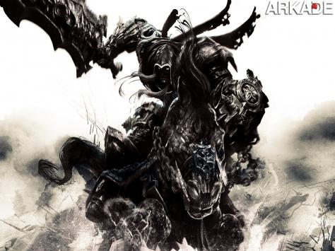Vídeo de Darksiders promete um excelente jogo para PS3 e X360
