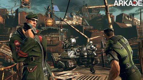 Brink promete incentivar pessoas a jogarem multiplayer