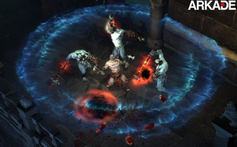 "Diablo III deve sair ""nos próximos anos"", diz Blizzard"