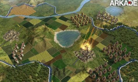 Civilization V trará mais realismo e mudanças bem-vindas