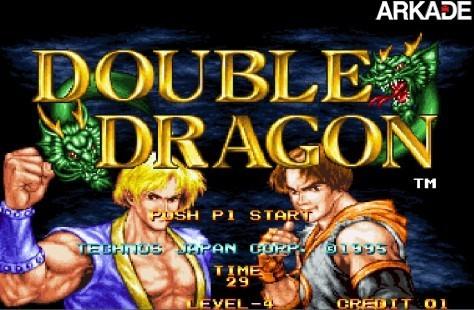 Jogos clássicos: lembra de Double Dragon?