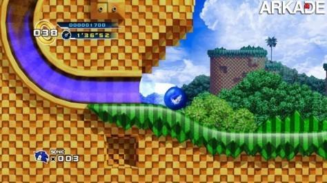 Confira uma galeria com 13 novas imagens de Sonic 4