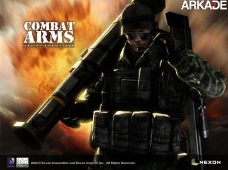 Combat Arms está chegando ao Brasil!