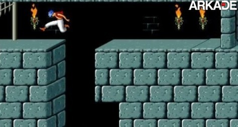 Prince of Persia original será lançado para iPhone e iPad